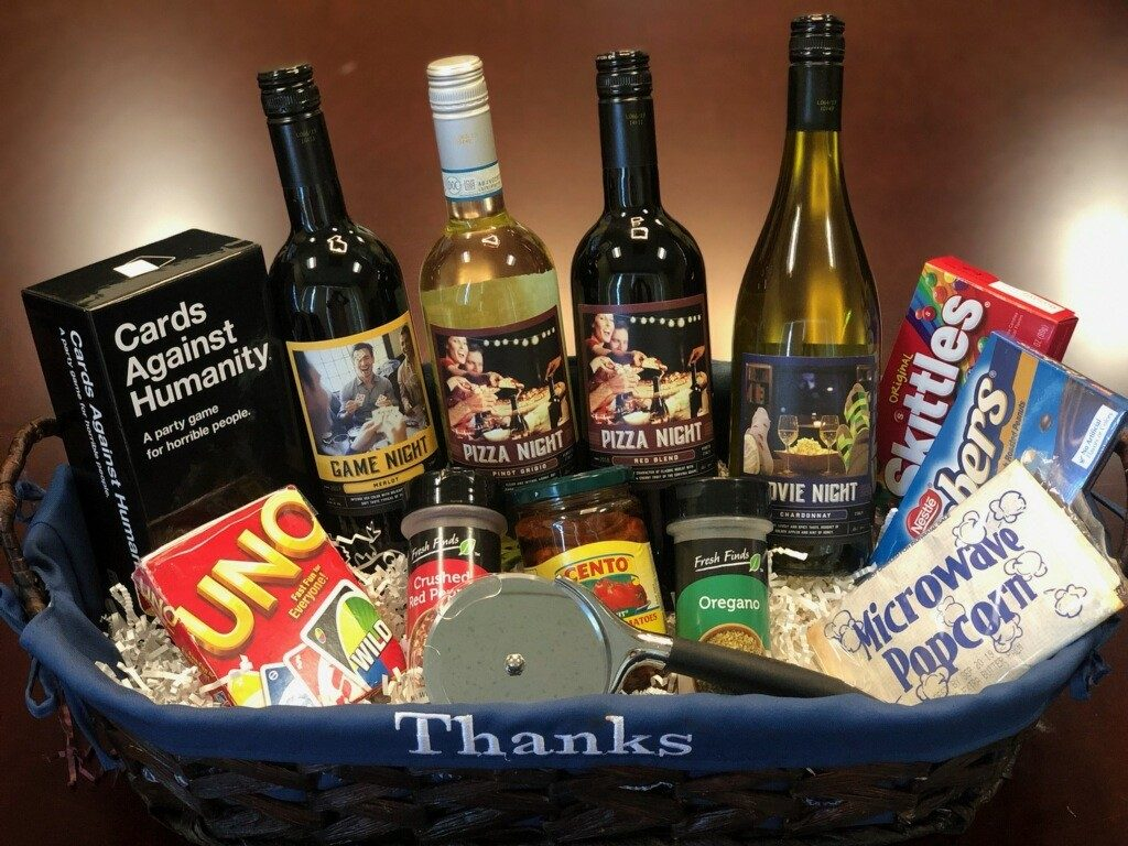 Our Surprising Wine Basket Ideas For Every Occasion