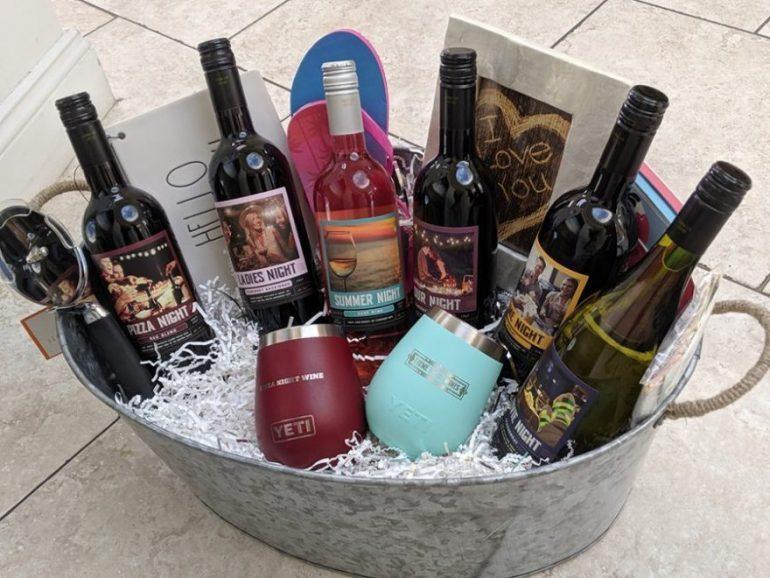 TNW Gift Wines Basket