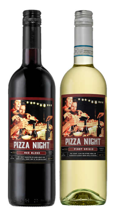 Pizza Night Wines Spirits