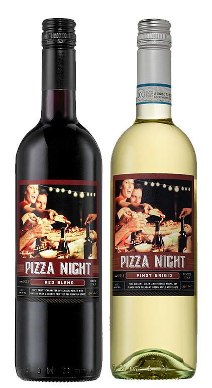 Pizza Night Wines Red Blend