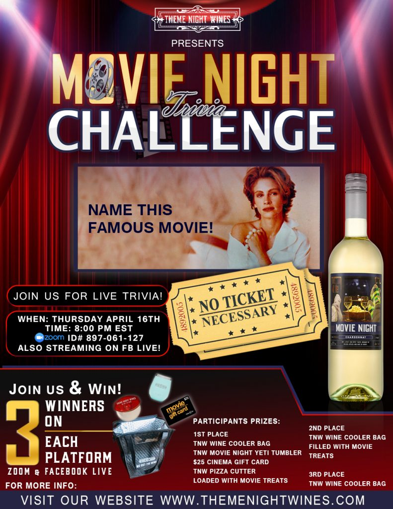Movie Night Trivia Challenge