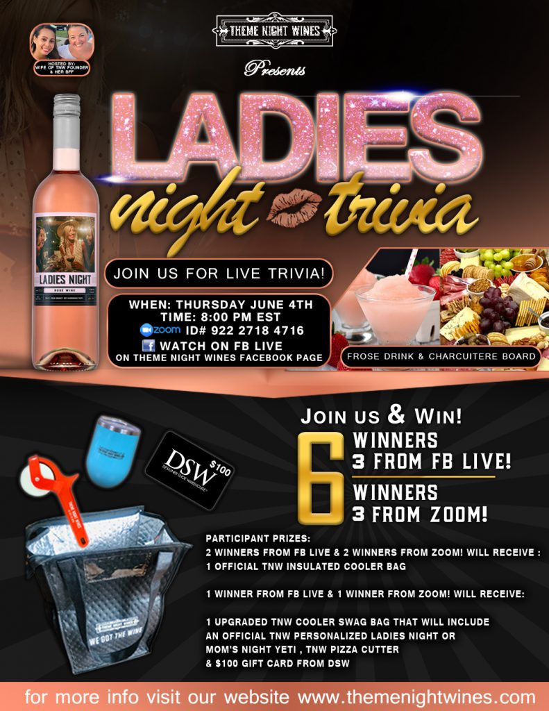 Ladies Night Trivia Event