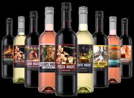 Theme Night Wines - Group