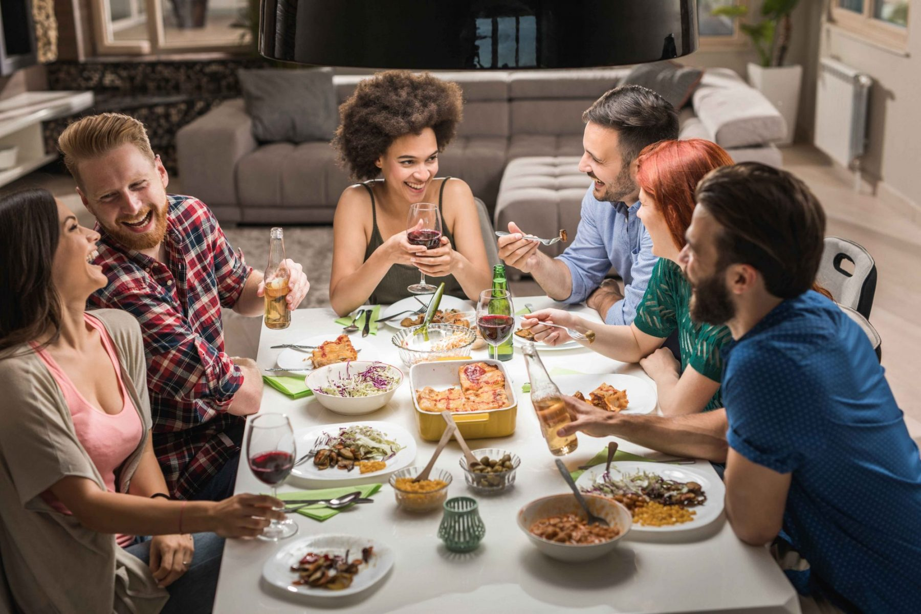 Double The Fun This Year By Hosting a Friendsgiving