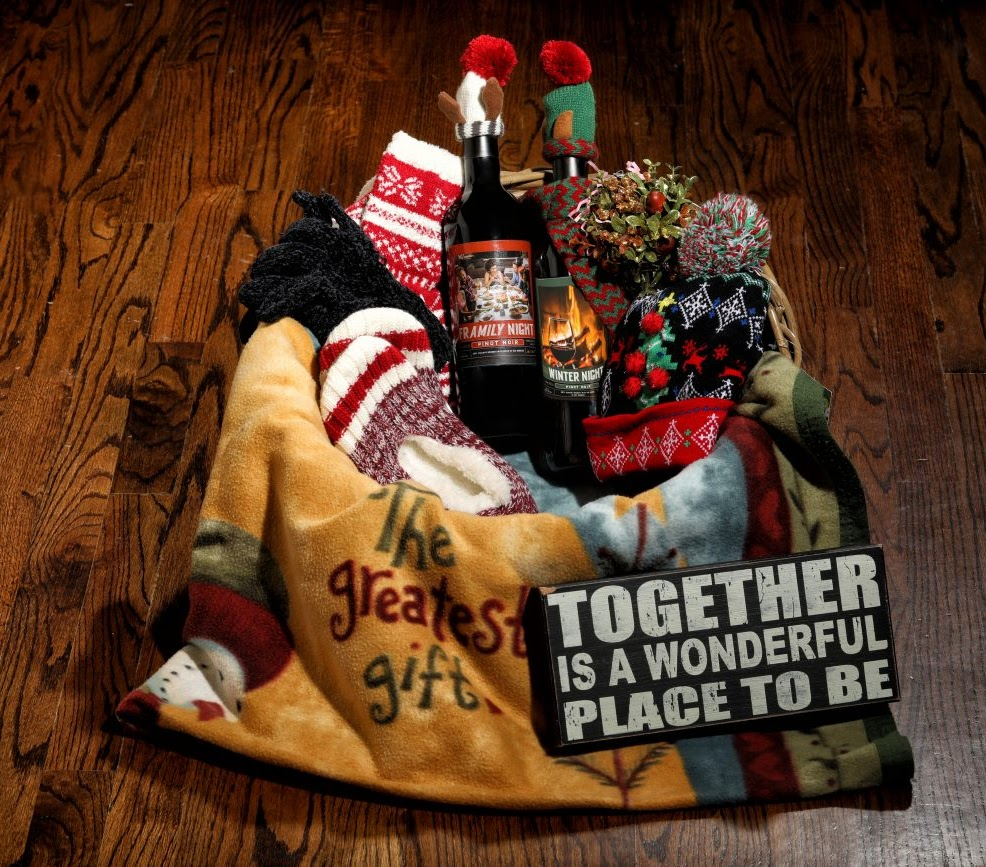 Theme Night Wines   Holiday Gift Basket   Framily Night   Winter Night