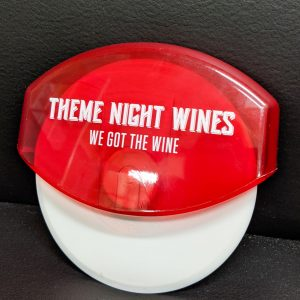 Theme Night Wines - Pizza Cutter