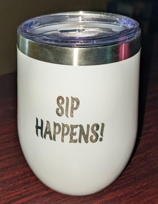 Theme Night Wines - Sip Wine Tumbler