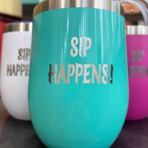 Sip Wine Tumbler