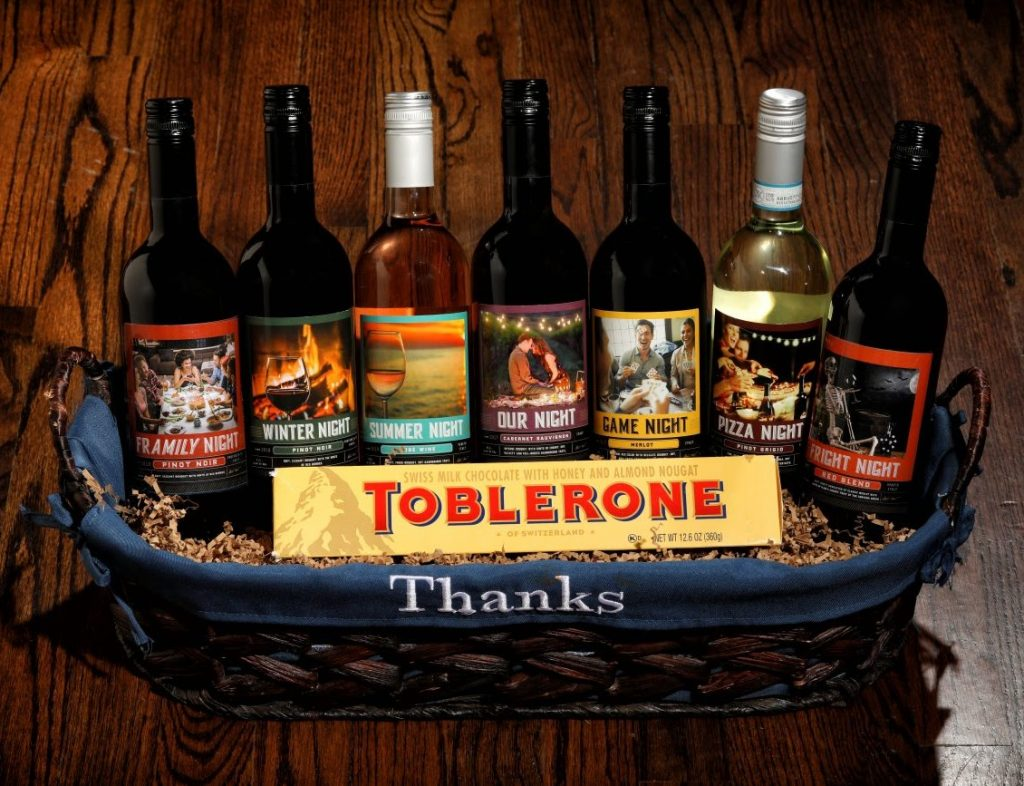 Theme Night Wines - Holiday Ideas For Gifts Under $25