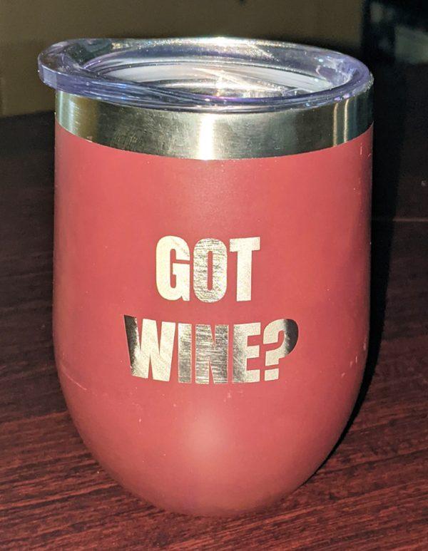 Theme Night Wines - Got Wine Tumbler