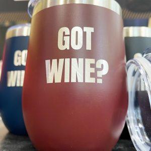 Got Wine Tumbler