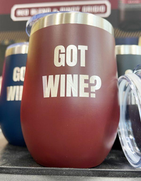Got Wine Tumbler - TNW