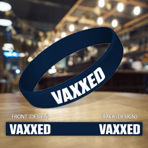 Vaxxed Wristband