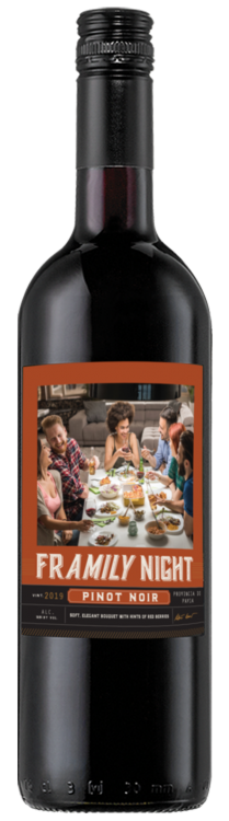 Framily Night | Pinot Noir