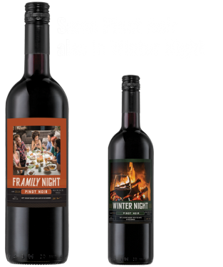 Framiliy Night & Winter Night Wines Rated 89 Points by the Sommelier Company