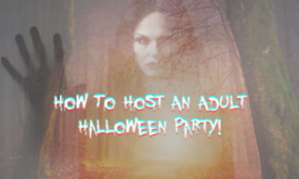 Fright Night Hosting Adult Halloween Party