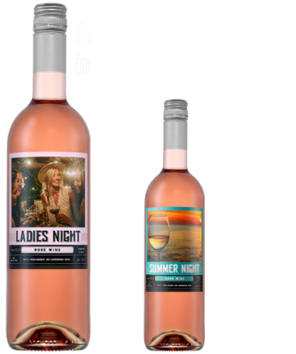 Ladies Night & Summer Night Wines Rated 90 Points by the Sommelier Company