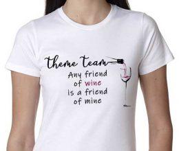 Theme Night Wines   White Shirt Sample